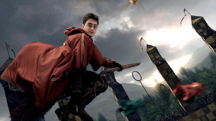 Звездный футболист хотел сняться в Гарри Поттере, но не осилил квиддич