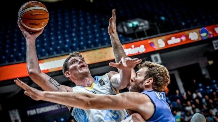 Игра украинского баскетболиста вызвала фурор в Испании