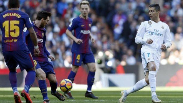 Месси обошел Роналду в определении лучшего футболиста года