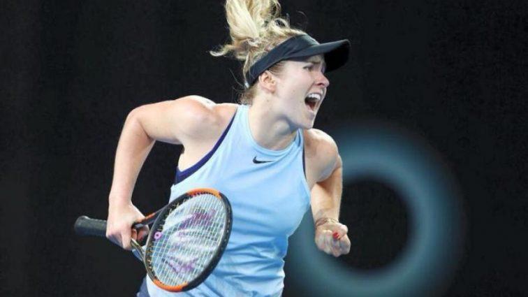 Свитолина вошла в тройку лучших тенисисток мира