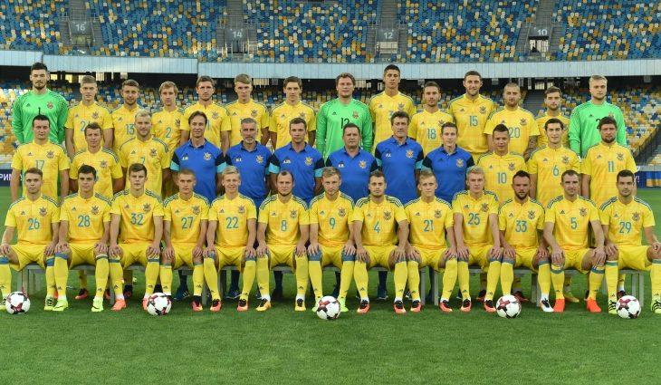 Сборная Украины проведет два матча в Киеве против участников ЧМ-2018, — СМИ