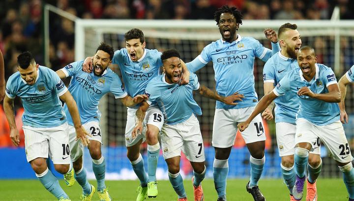 Чемпионат Англии Манчестер Сити уничтожил Уотфорд, Арсенал и Челси сильнейшего не выявили