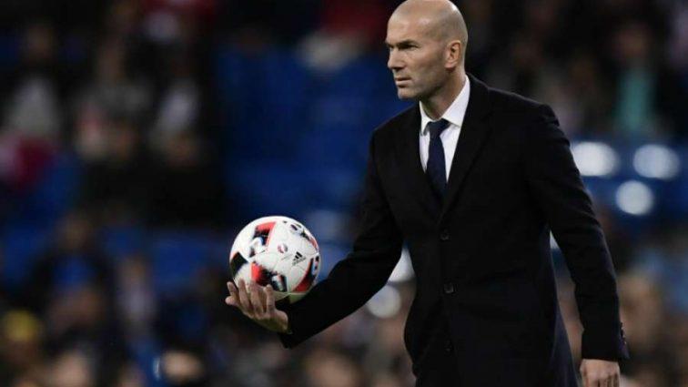 Тренер Реала порассуждал о возможном увольнении