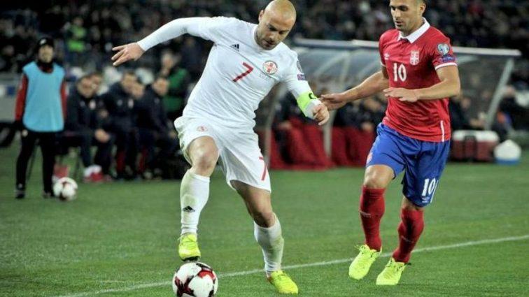 Спаситель Гусева устроил драку в матче с российским клубом
