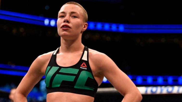 Задушу ее: чемпионка UFC рассказала, как защитит титул