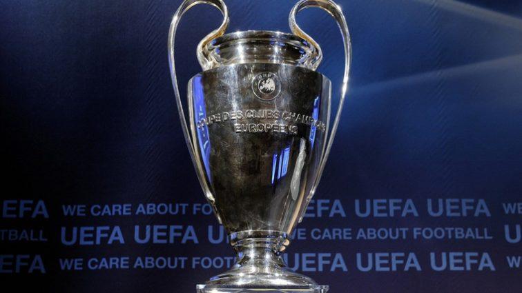 Стало известно, когда в Киев привезут кубок Лиги чемпионов