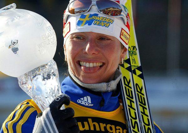Легендарная шведка предрекла украинским биатлонисткам триумф на Олимпиаде