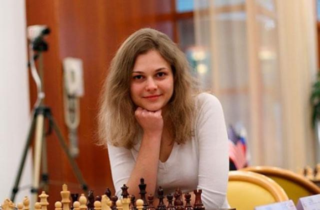 Анна Музычук — третья в рейтинге сильнейших шахматисток мира