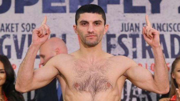 Триумф в США: украинский боксер стал чемпионом мира