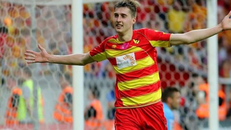 Обиженный украинский футболист собрался играть за сборную Польши