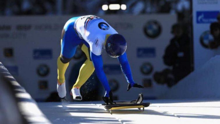 Я счастлив: первый украинский скелетонист на Олимпиаде поделился впечатлениями