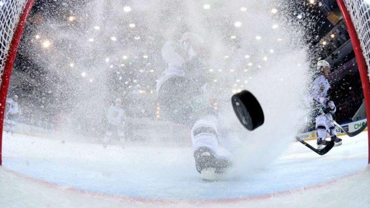 Хоккей на Олимпиаде: немцы чуть не сотворили сенсацию в финале