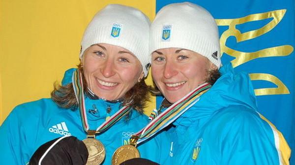 «Они всегда догоняют друг друга»: Неизвестные факты из жизни самых титулованных биатлонисток Украины — сестер Семеренко