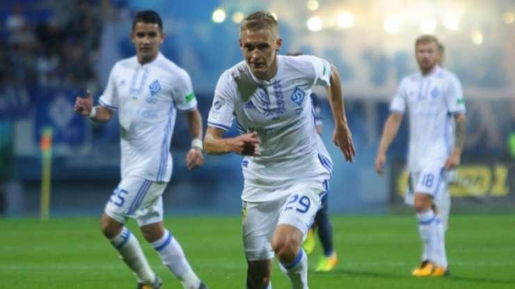 Динамо сыграло с самой сенсационной командой Лиги Европы