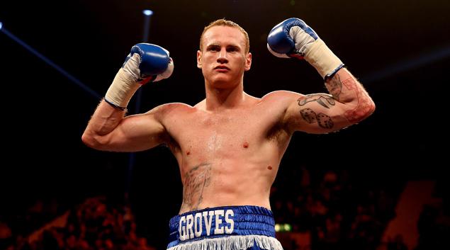 Гроувс потеряет место в финале Боксерской суперсерии: названа причина