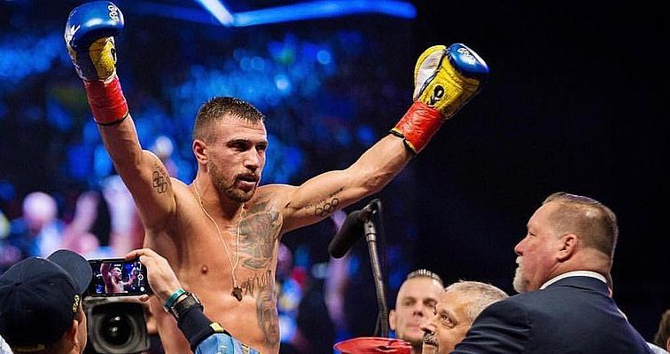 Подопечный Мейвезера не будет драться с Ломаченко