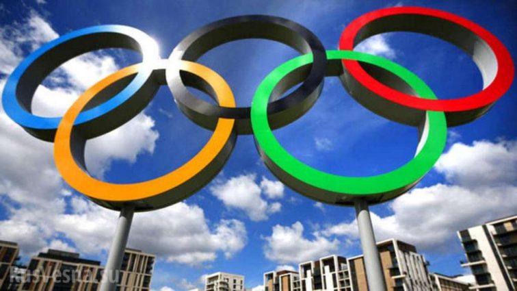 Первый рекорд на Олимпиаде