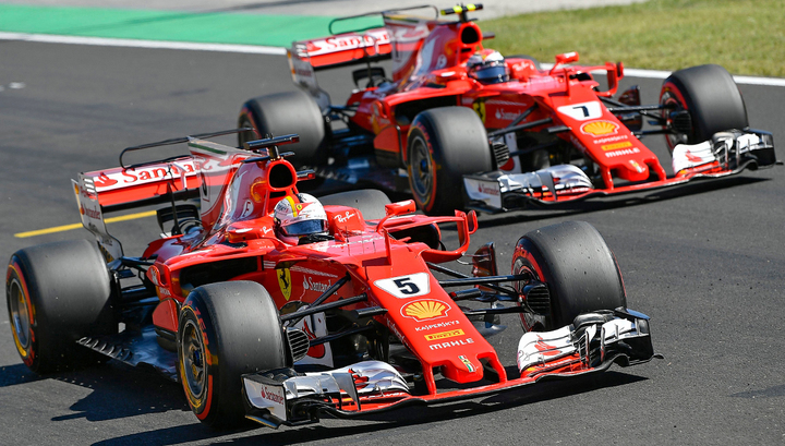 Звезда Формулы-1 попал в серьезную аварию на трассе