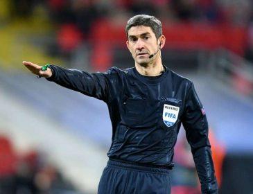 Матч Рома — Шахтер будет судить испанец с украинской фамилией
