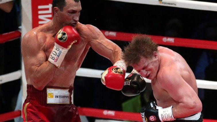 Победный бой: сколько заработал Кличко в поединке против Поветкина