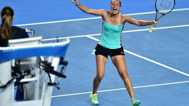 Катерина Бондаренко покидает престижный турнир в Майами после первого матча