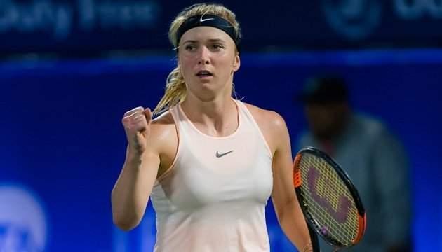 Свитолина в упорной борьбе вновь уступила Остапенко и покинула престижный турнир в Майами