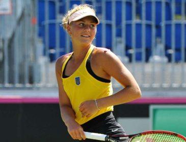 Юная украинская теннисистка объявила бойкот турнирам в России