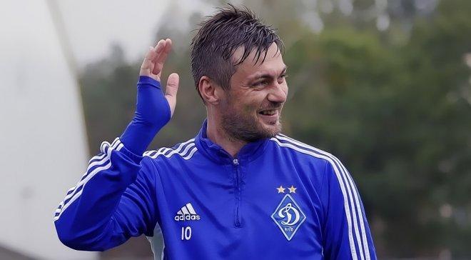 Интереснее матча Динамо: Милевский зажег с горячей брюнеткой и грубо обозвал Бойко