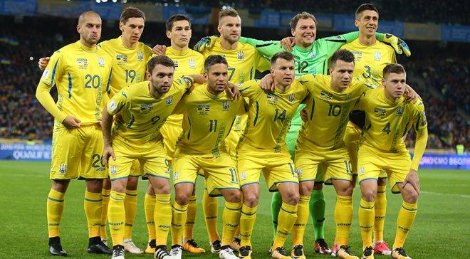 Официально: Украина сыграет с соперником, который откроет ЧМ-2018 в России