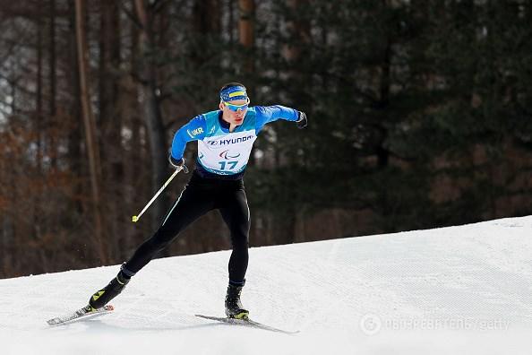Украина заработала 3-ю золотую медаль на Паралимпиаде-2018