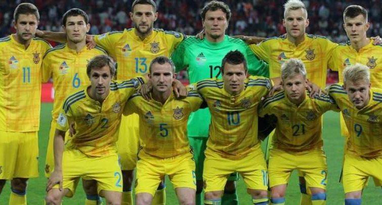 Сборная Украины сегодня сыграет контрольный матч с Японией
