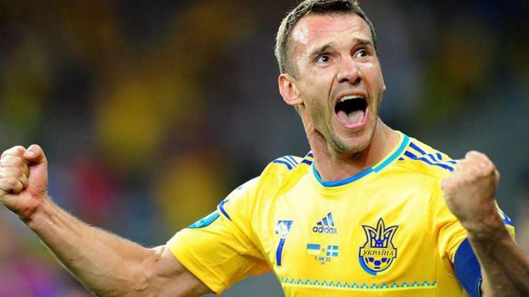 Шевченко может покинуть национальную сборную