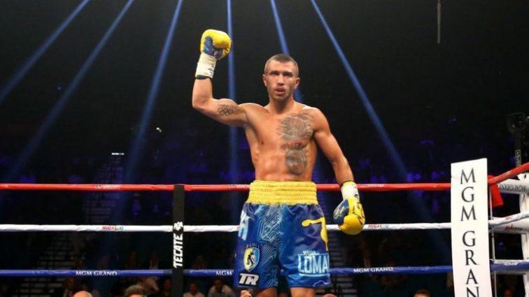 Ломаченко собирается драться в Лондоне: назван соперник