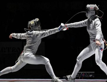 Украинка остановилась в шаге от пьедестала почета на чемпионате Европы по фехтованию