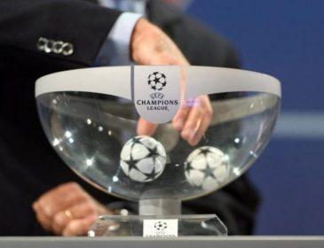 Жеребьевка Лиги чемпионов: определились все пары четвертьфиналов