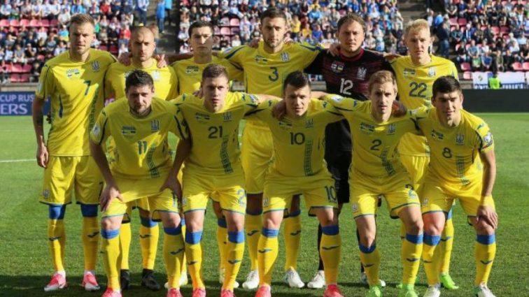 Первая победа в году: Украина разобралась с Японией