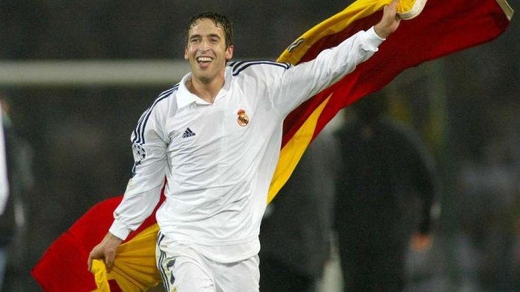 Вдохновленный Зиданом: легендарный Рауль возвращается в Реал