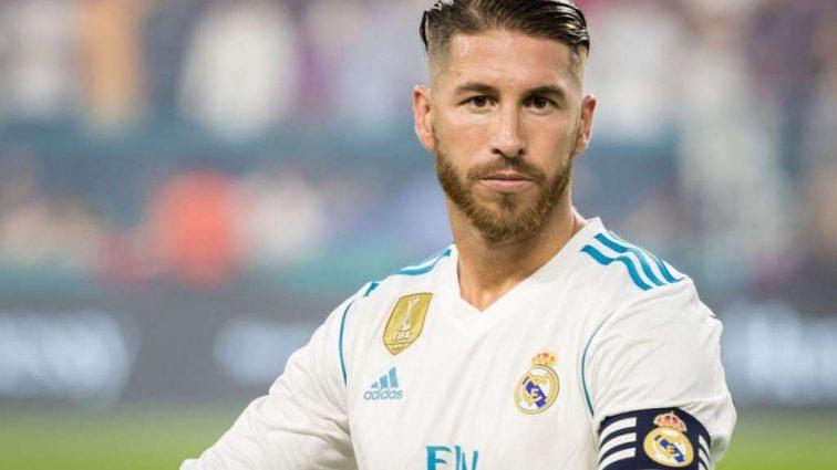 Такое бывает нечасто: капитан Реала сбегал в туалет во время матча