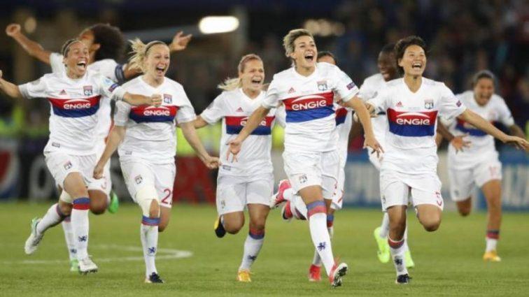 Немки и француженки: определились финалистки женской Лиги чемпионов