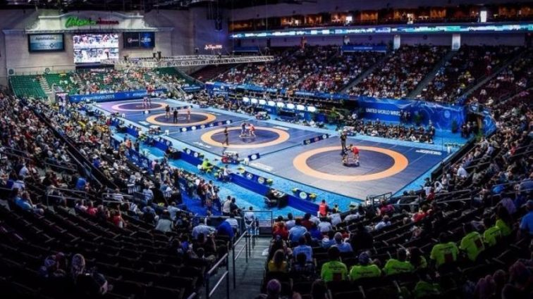 Месть России: в Киеве отменили чемпионата Европы по борьбе