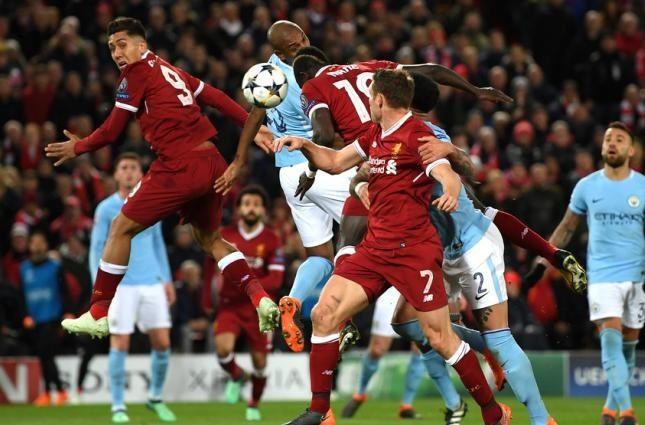 Ливерпуль снова обыграл Манчестер Сити и продолжил сказку
