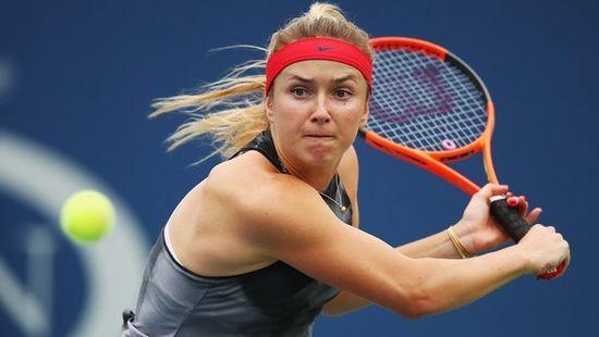 Украинская теннисистка поделилась в соцсети соблазнительным фото.