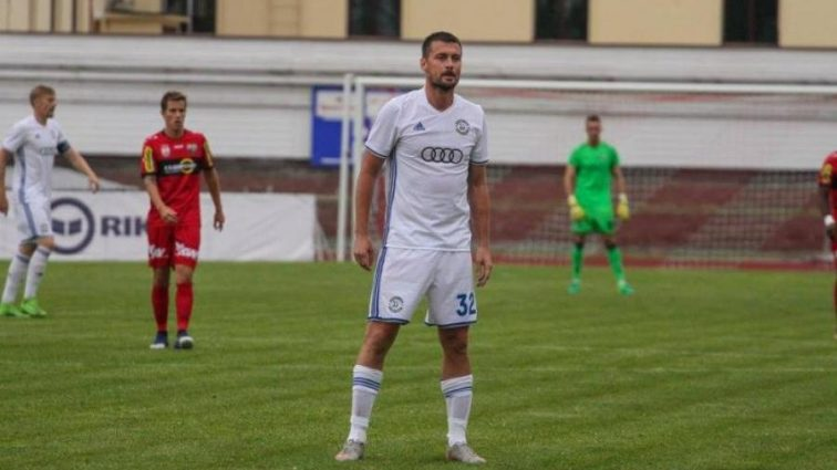 Активен не только в инстаграме: Милевский феерил в чемпионате Беларуси