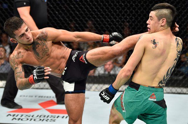 UFC: расписание боев