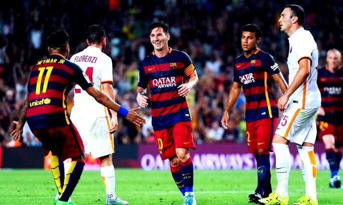 Рома — Барселона: прогноз букмекеров на матч Лиги чемпионов