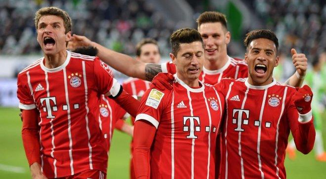 То, что не смог МЮ: Бавария выиграла на выезде у Севильи