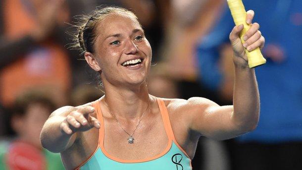 Украинская теннисистка вышла в полуфинал престижного турнира