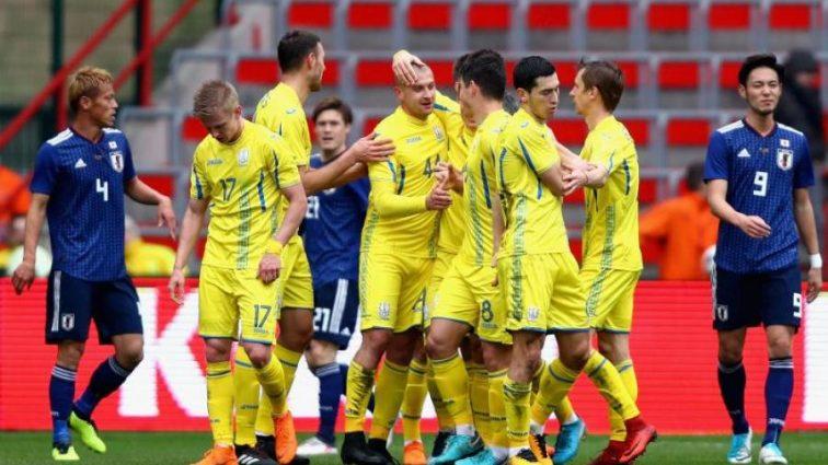 Стало известно, где и когда Украина сыграет матчи Лиги Наций