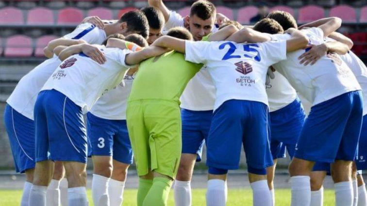 Украинский «Роналдиньо» забил чудо-гол в матче Второй лиги