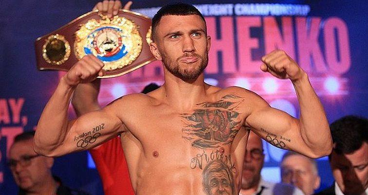 Линарес: Ломаченко сразится с боксером, который вдвое больше него
